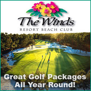 The Winds Resort Golf Packages Ocean Isle Beach North Carolina