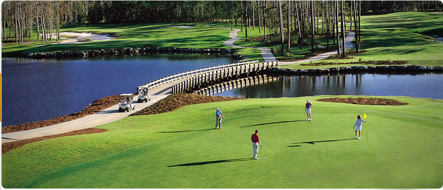 Fall For Golf Package NC Golf Coast