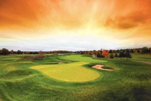 Book Now: Autumn Gold Golf Package